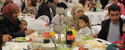 Der tschetschenische Diktator hat ein Fest für Flüchtlinge in Kiel organisiert