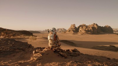 Martian Science Vs. 'The Martian'
