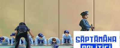 Școlile de Poliție din România sunt ca o tabără de vară cuplată cu un penitenciar