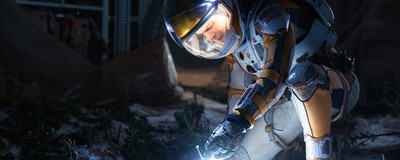 'The Martian' Is Pure, Pleasurable Competence Porn