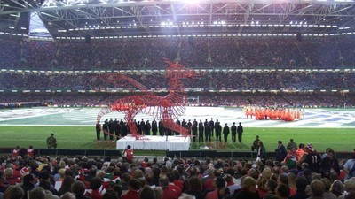 Throwback Thursday: The Rugby World Cup Comes to Wales