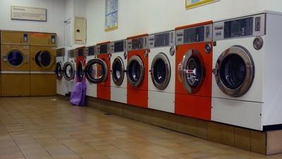 Wie eine Waschmaschine funktioniert