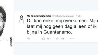 De Vlaamse Mohamed werd afgevoerd door een antiterreurteam vanwege een grapje op Twitter