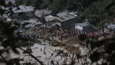 Landslide in Guatemala: Nine Dead and 600 Feared Missing