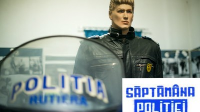 O istorie fashionistă a Poliției Române, prin uniformele lor