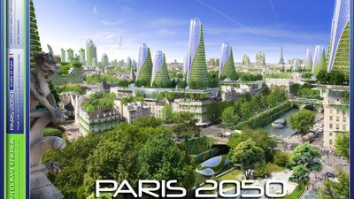 Wird Paris die Smart City 2050?