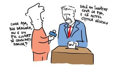Alegerile din PSD sunt ca cele din PCR: au candidat unic