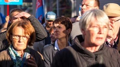 Die Antifa hat eine AfD-Demonstration in Wuppertal gekapert