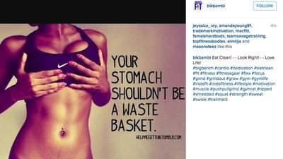 'Eat clean'? De verwaande instagram-lifestyle is misschien toch niet zo gezond
