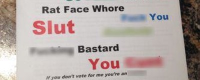 Fake Winnipeg NDP Campaign Fliers Literally Tell Voters to Go Fuck Themselves