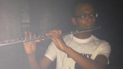 Beatbox Flutist Azeem Ward Is a Living Internet Meme