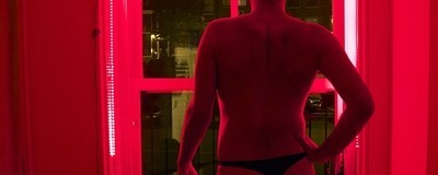 I Spent a Night Trying to Be a Male Sex Object in the Red Light District