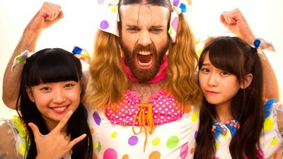 Japan's Biggest Metal Band Features Two Underaged Girls and a Bearded, Cross-Dressing Singer