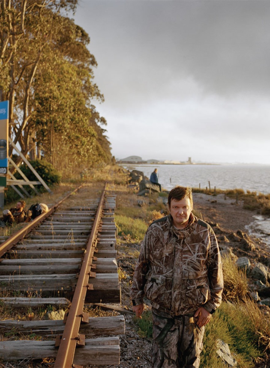 Lost Coast: fotografías del nuevo libro de Curran Hatleberg