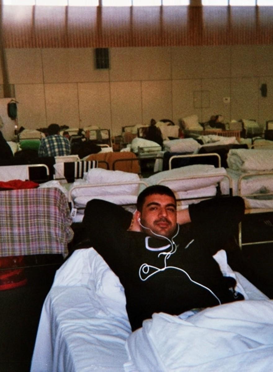 Pedimos a unos refugiados que documentaran su día a día con cámaras desechables