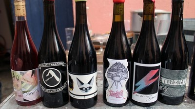 These Winemaking Punks Are Bringing Anarchy to the Vineyard