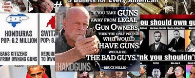 Calling Bullshit on the Internet's Right-Wing Gun Memes
