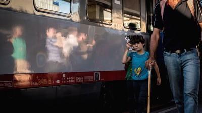 """""""Die Flüchtlinge"""" gibt es genauso wenig wie """"unsere Werte"""""""
