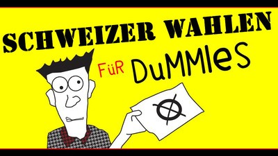 Die Schweizer Wahlen für Dummies