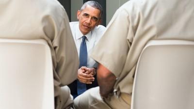 Uma Entrevista com o Obama Sobre Reforma Prisional nos EUA