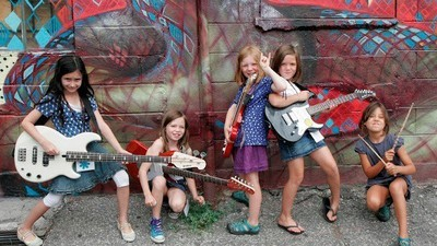 Welcome to Girls Rock! Camp, Iowa City's Breeding Ground for Feminists of the Future