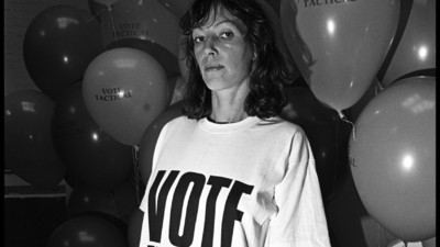 Why Fashion's Eco Warrior Katharine Hamnett Is Kanye's Main Muse