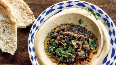 You've Been Eating Hummus Wrong Your Whole Life
