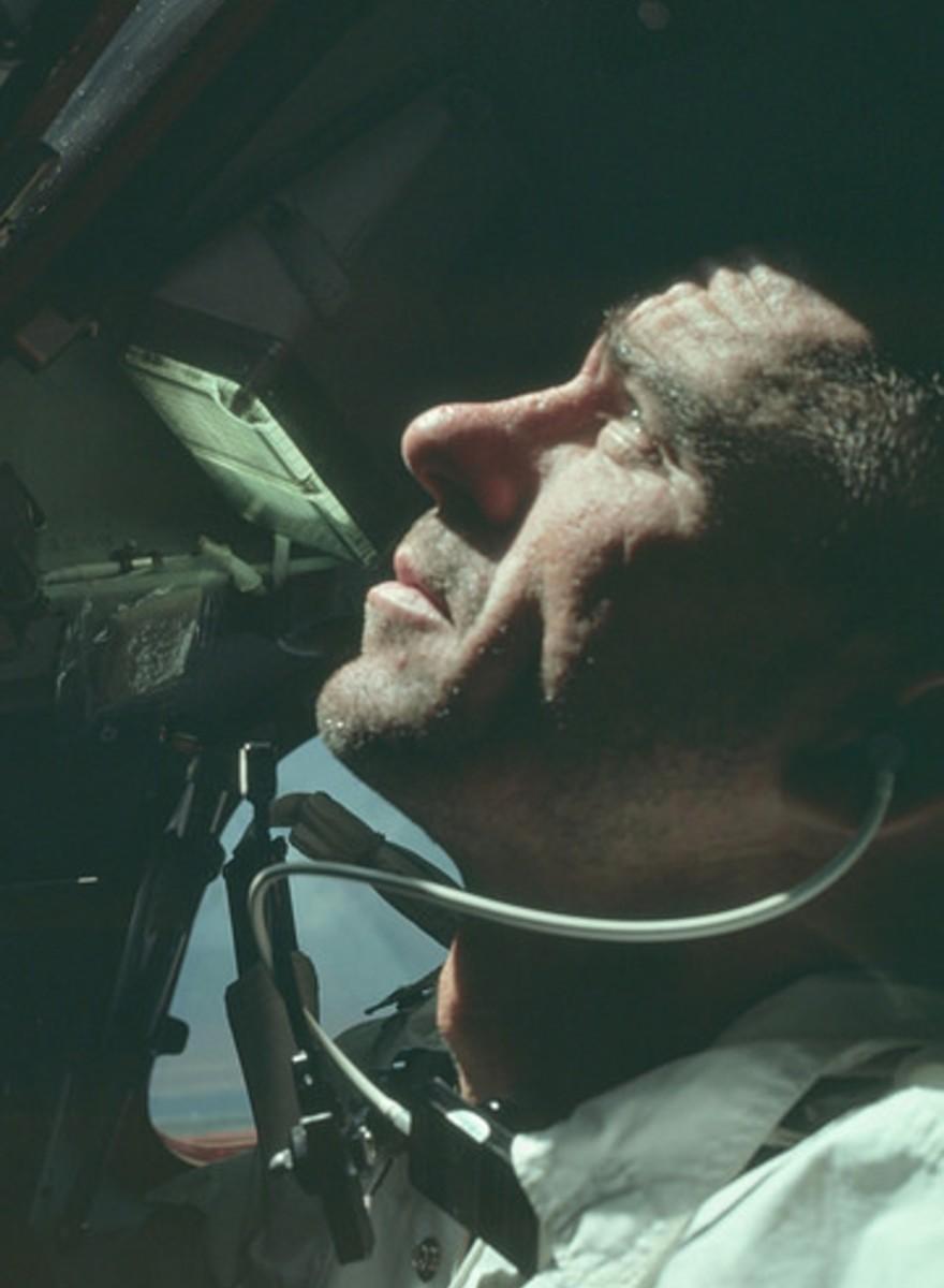 Fotografias inéditas da missão Apollo