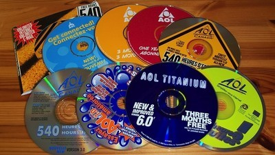 Inside the Intense, Insular World of AOL Disc Collecting