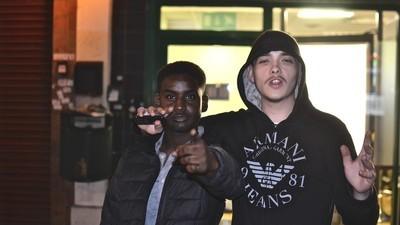 O 'Tumulto em Walthamstow' Noite Passada não Foi Nada Disso