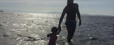 Baby Swammin'