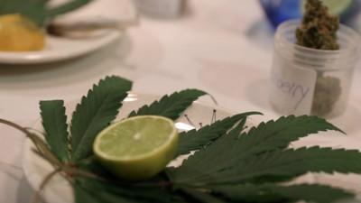 Bong Appetit: Cocteles con cannabis