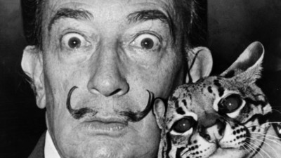 It's Really Surreal How Salvador Dalí Was a Fascist Who Hit Women