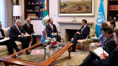 México no está respetando los derechos humanos de sus ciudadanos: Naciones Unidas