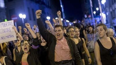 Así prepara el feminismo la gran marcha contra las violencias machistas del 7N en Madrid