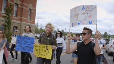 What It's Like On the Front Lines of the Struggle for Trans Health Access