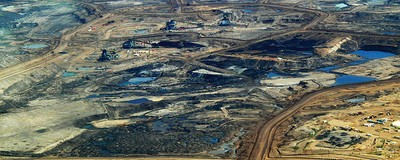 Why The Fuck Aren't We Talking About Tar Sands Expansion This Election?