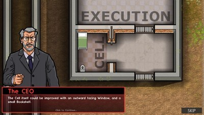 A Little Window of Light: How Mechanics Make Meaning in 'Prison Architect'