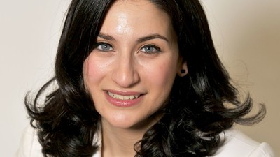 Catching Up with Luciana Berger, Britain's First Ever Shadow Minister for Mental Health