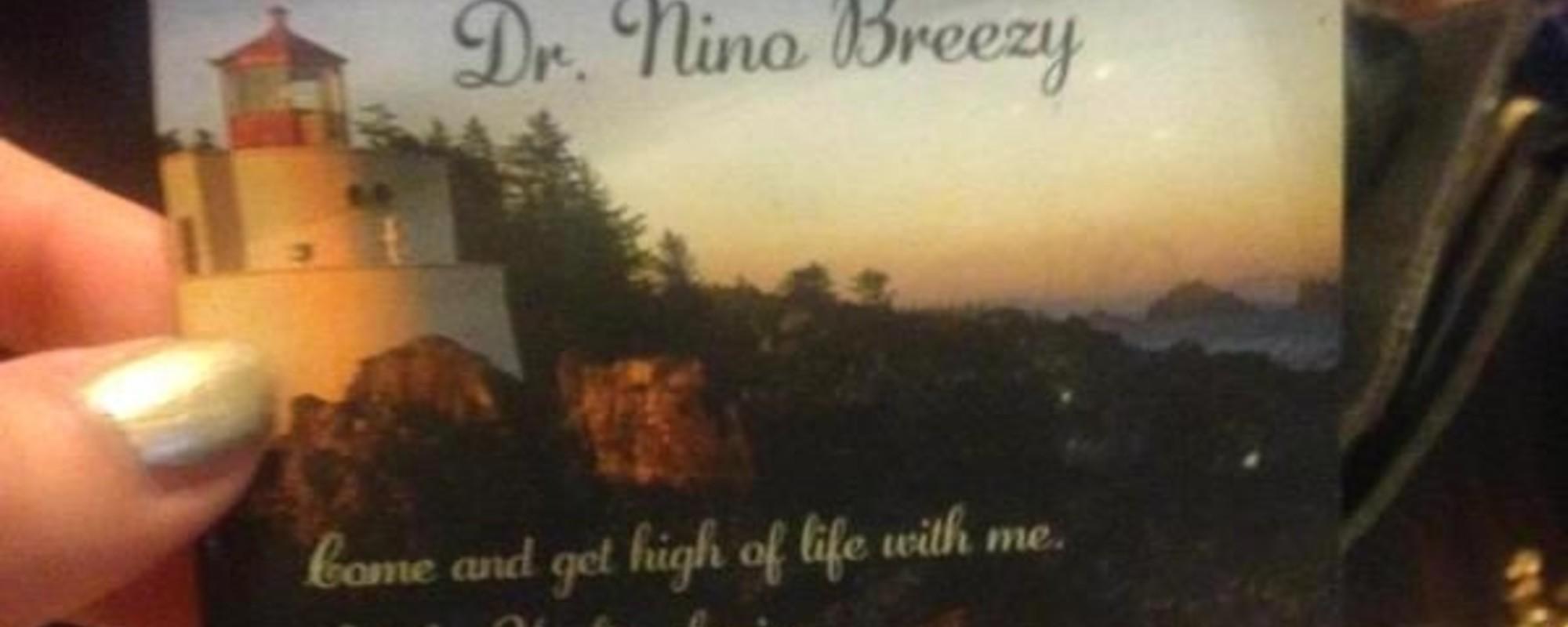 Die faszinierende Welt der Drogendealer-Visitenkarten