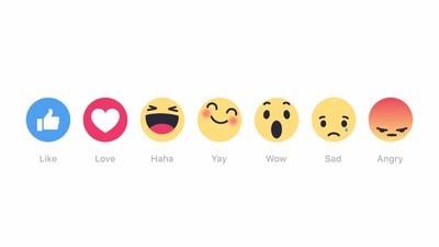 Die neuen Facebook-Emojis sind eine ziemlich furchtbare Idee