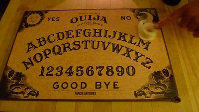 How I Learned You Should Never Touch a Mysterious Ouija Board Someone Left on Your Porch