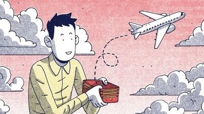 Ein Travel Hacker erklärt, wie du fast gratis um die Welt reist