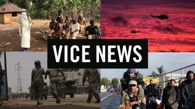 Benvenuti su VICE News Italia