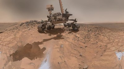 Cómo la vida en la Tierra podría destruir la vida en Marte