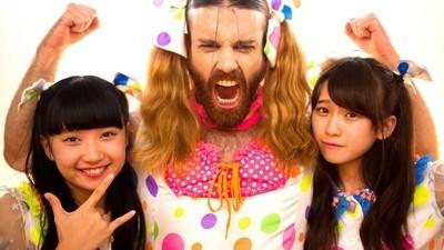 Ladybaby: la banda japonesa de metal formada por dos menores de edad y un cantante travesti con barba