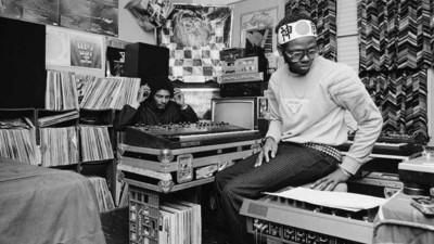Le foto ritrovate della scena hip hop newyorkese anni Ottanta