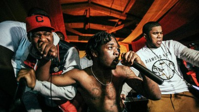 No Silver Spoon: Philadelphia's Unforgiving New Wave of Rap Music Embraces the City's Ethos