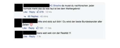 Noch mehr Reaktionen auf die Wien-Wahl nach Dummheit sortiert