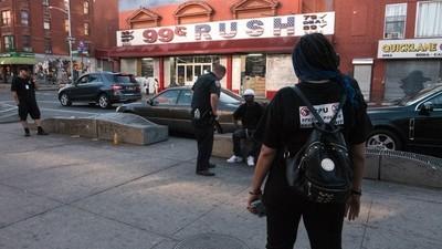 Op pad met Copwatch, de Amerikaanse burgers die de politie in de gaten houden